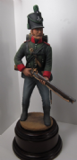 Painted figurine 60th Rifles